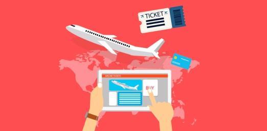 Cómo comprar tus pasajes de avión por Internet. 1